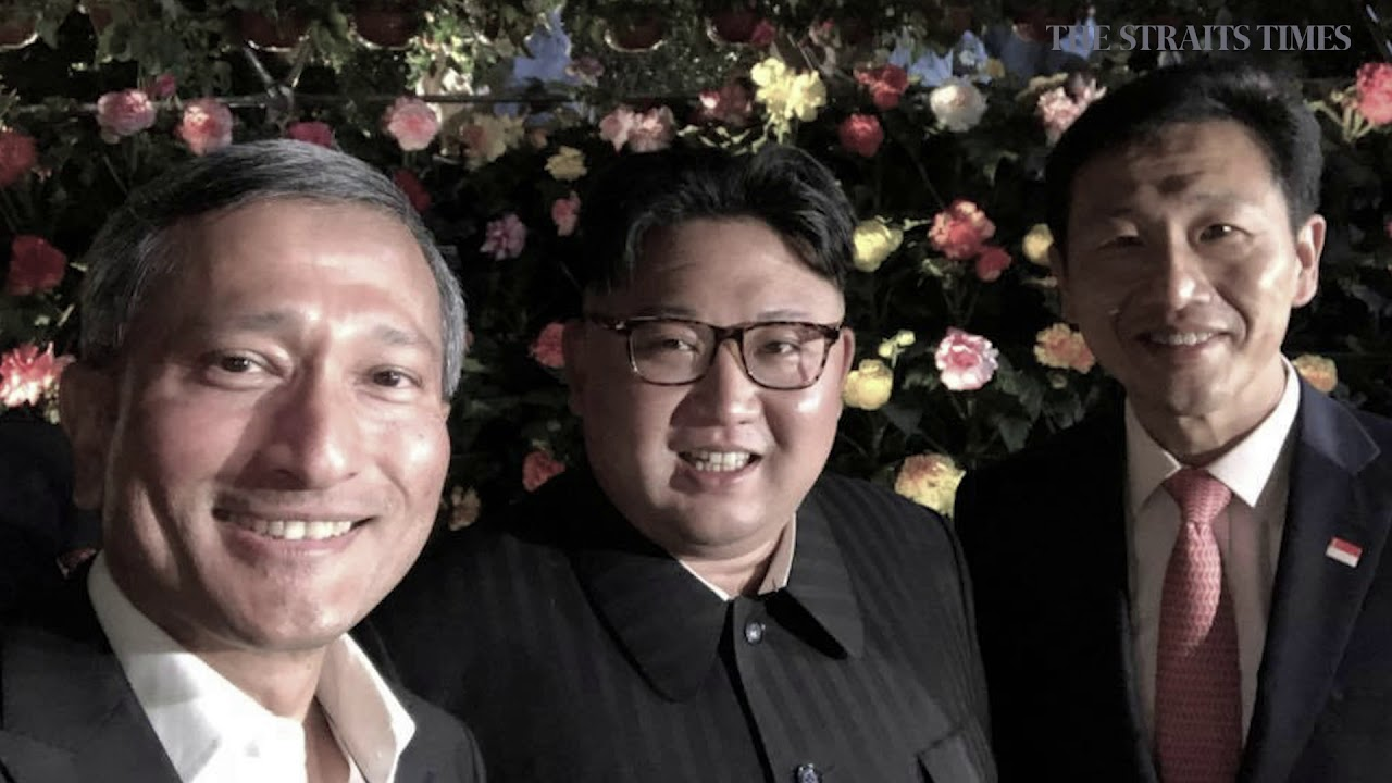 "Trump-Kim summit: A made-in-Singapore ""bromance"""