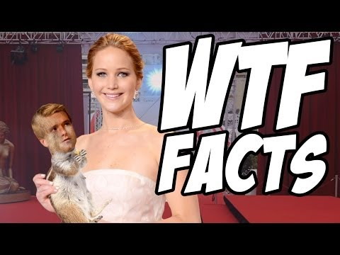 Top 10 WTF Celebrity Facts