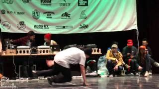 Bboy Born (Rivers Crew) @ Bboy Challenge 2011