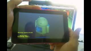 Hard Reset no tablet DL (1603) #UTICell