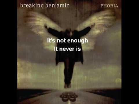 Breaking Benjamin - Until The End (clean Version + Lyrics) video