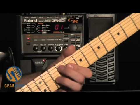 Roland GR-20: What MIDI Can Do To Your Guitar