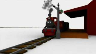animated steam train test2