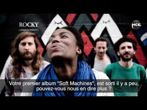 Rocky prêt pour aller en tournée avec leur album Soft Machines