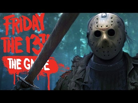 Friday The 13th: The Game - Jason Is Back! - Multiplayer Gameplay - Friday The 13th PC Gameplay