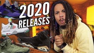 (RANT!) NO ONE BETTER WEAR THESE ! AJ 6 TRAVIS SCOTT, SACAI NIKE & UPCOMING SNEAKER RELEASES IN 2020