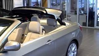 2011 BMW 328i Convertible Platinum Bronze Metallic