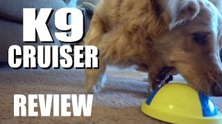 K9 Cruiser Review: Sliding Dog Toy | As Seen on TV