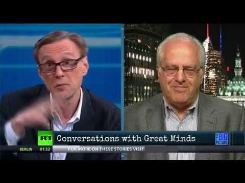 Great Minds - Richard Wolff - The System-wide Crisis of Capitalism