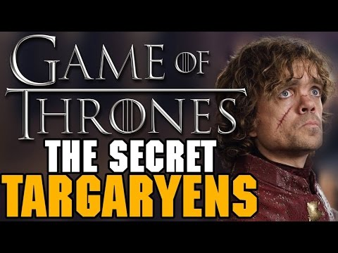 Game of Thrones Theory: The Secret Targaryens