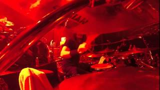DESTRUCTION Randy Black - Nailed To The Cross (Drum-Cam)