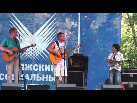 Иващенко Алексей и Васильев Георгий (Иваси) - Попугай