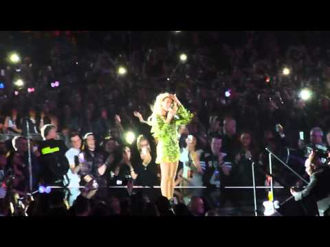 Beyonce Love On Top Mrs Carter Show World Tour Birmingham 2014 video