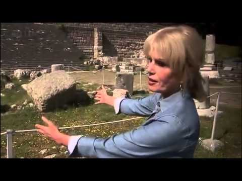 Joanna Lumley On Kos And Nisyros video