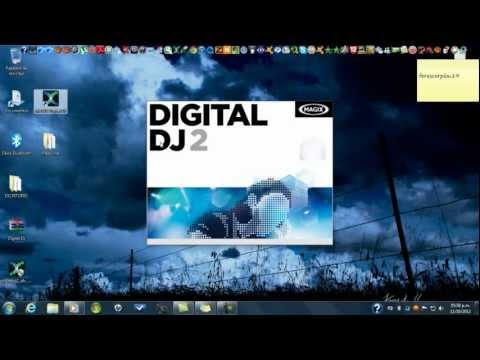 Descargar e instalar Magix Digital Dj 2