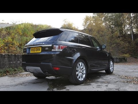 BMW X5 vs Porsche Cayenne vs Range Rover Sport video 2 of 4