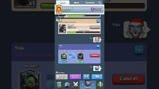 LIGHTING CHEST 💥| Opening for Clash Royale.