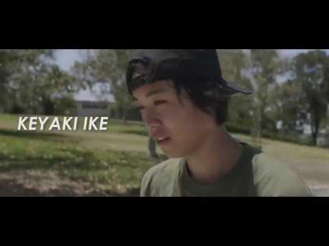 Slow Motion Skateboarding - Keyaki Ike