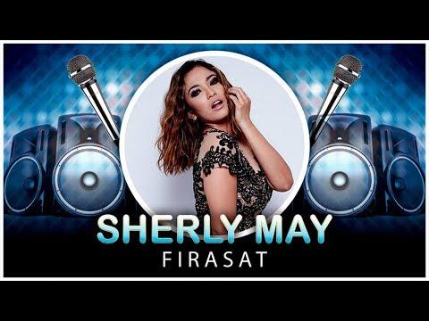 Sherly May - Firasat (Official Video Lyrics NAGASWARA) #lirik