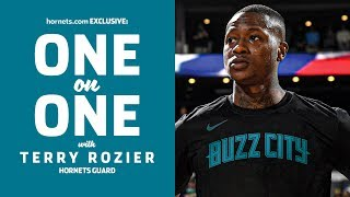 One-on-One with TERRY ROZIER