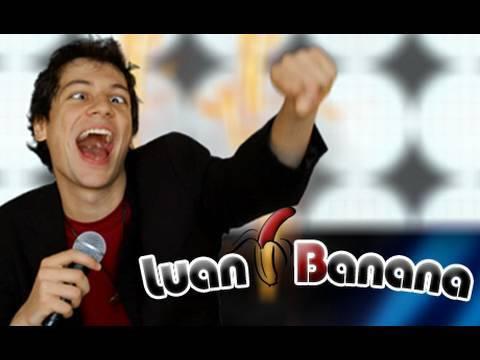 Luan Banana | Paródia Luan Santana - Meteoro