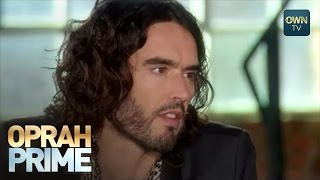"Russell Brand on Using Again: ""I Know I Can't Manage It"" 