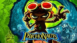 Psychonauts 100% Completion Walkthrough and Platinum Trophy (PS4)