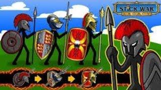 Stick War Legacy - Game Thủ - Người Que Đại Chiến #3