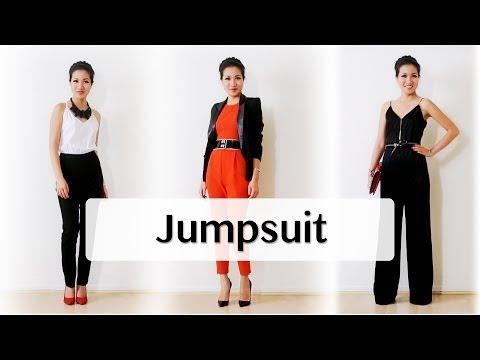Jumpsuit Pairings