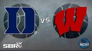 Wisconsin vs Duke 4/6/15 National Championship