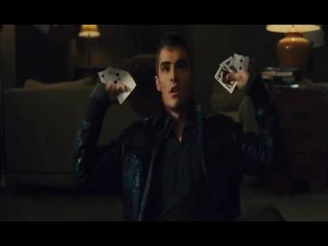 Really? Fight, Gambit's style: Now you see me
