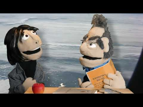 The Robin Ince & Brian Cox Puppet Show - Trailer for Cosmic Genome