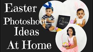 (DIY) Easter Photoshoot Ideas at Home | 3rd Idea FAILS🙄😩