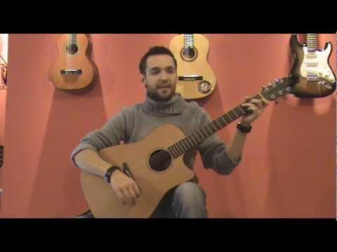 Nauka Gry Na Gitarze. Lekcja 8 Baśka - Wilki Część 2