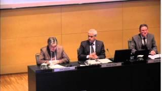 Inauguració de la 1a Conferència Internacional de Cercles de Suport i Responsabilitat (CoSA)