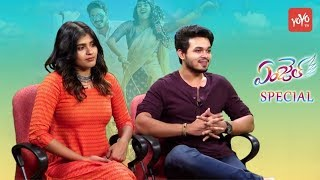 Angel Movie Team Special Chit-Chat | Naga Anvesh | Hebah Patel