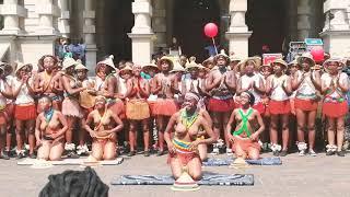 Indoni Festival 2018 - Basotho group