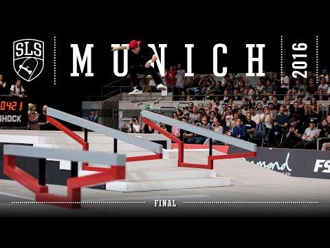 2016 SLS Munich Finals