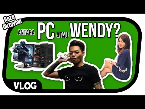 REZA ARAP BINGUNG PILIH PC ATAU WENDY !!   DJFM SPEEDTEST CHALLENGE