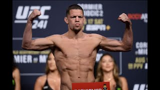 Nate Diaz Highlights and Cheeky Antics