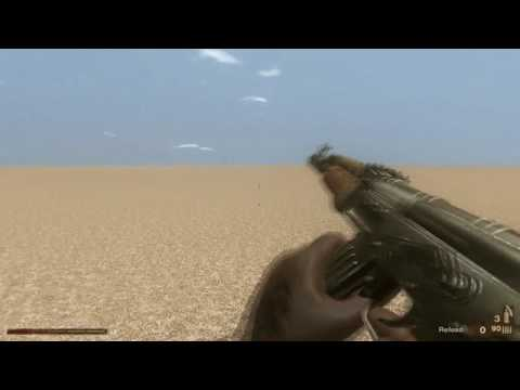 Far cry 2 Weapon Destructability (Degrade)