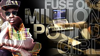 Fuse ODG - Million Pound Girl (Badder Than Bad) Drum Cover
