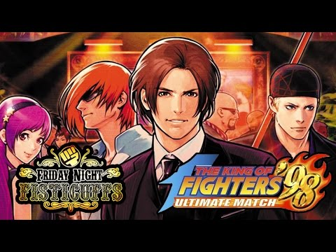 Friday Night Fisticuffs - King of Fighters 98 Ultimate Match