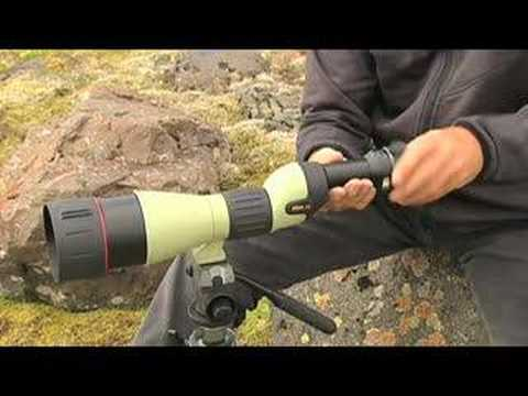 Nikon tutorial on Digiscoping / Telescopic lenses
