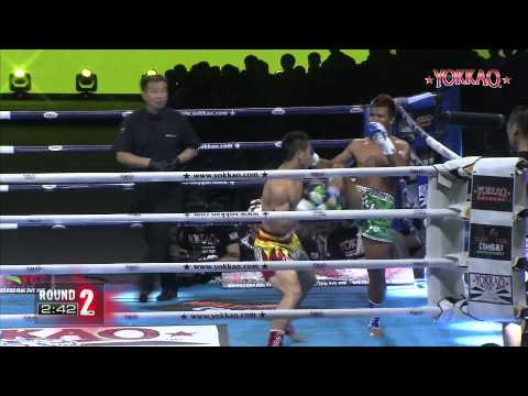 YOKKAO 9 China: Imwiset Pornnarai vs Qiu Jianliang - Muay Thai Full Rules Image 1