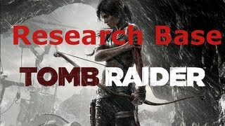 Tomb Puzzle Guide: Dropping the Elevator Down in the Research Base, Tomb Raider 2013