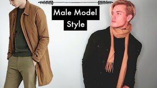 How to DRESS Like a MALE MODEL | Men's Style & Fashion