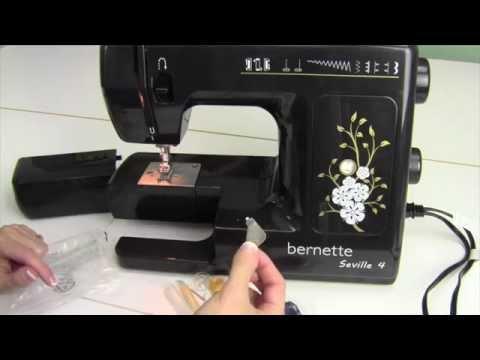 Bernette Seville 2 Accessories