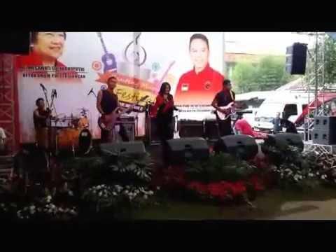 HIENA Band -  Banteng Music Festival 2016 Se-Jawa Barat