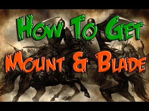 Посмотреть ролик - Mount & Blade Warband ( Serial Key & Crack ) EAS